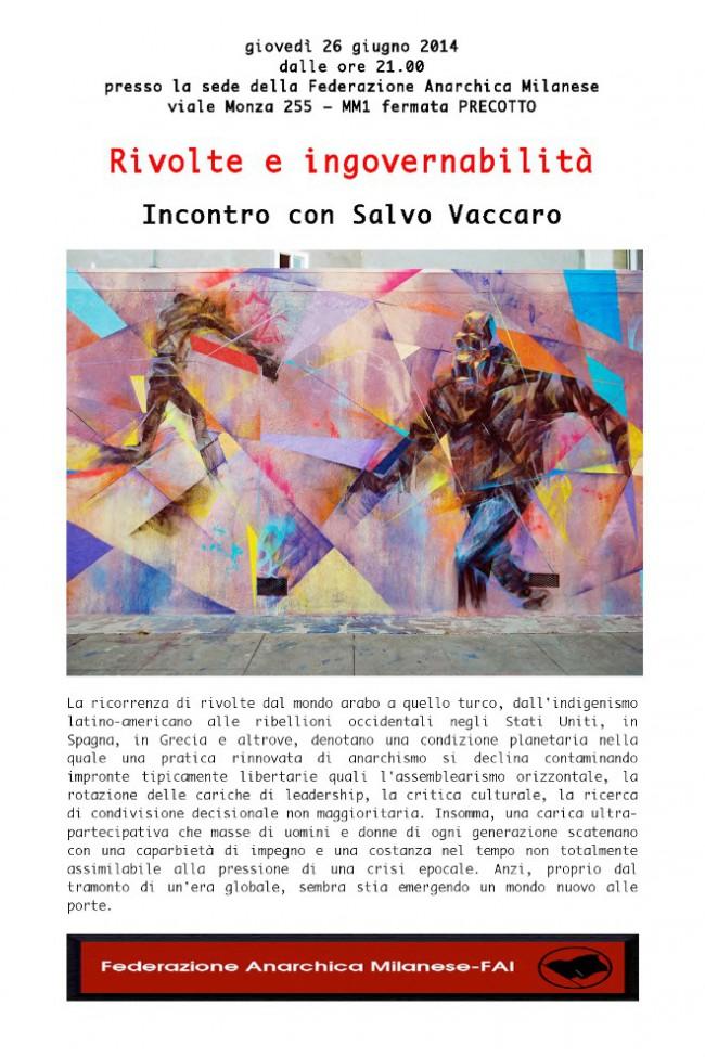 Incontro Vaccaro