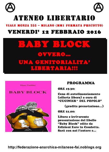 Serata Baby Block